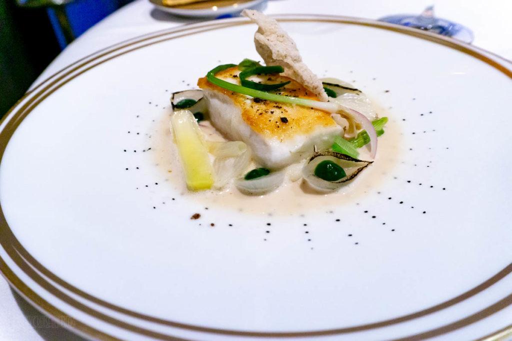 Remy Dinner Halibut