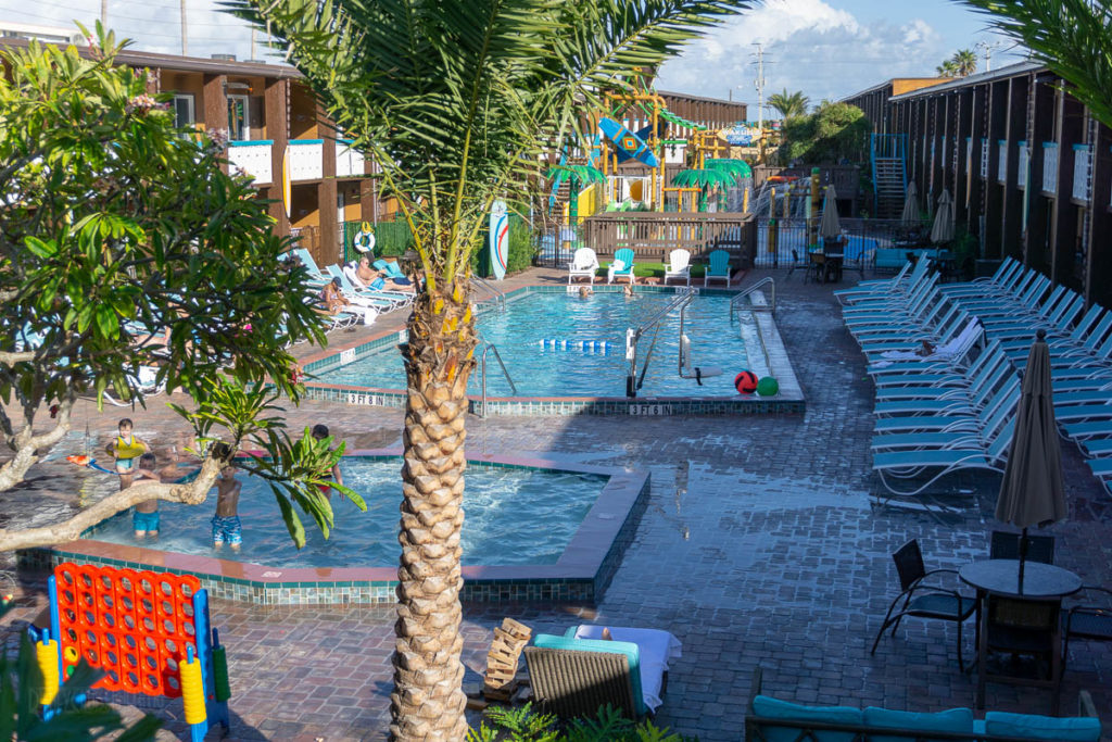 Cocoa Beach Resort Pool