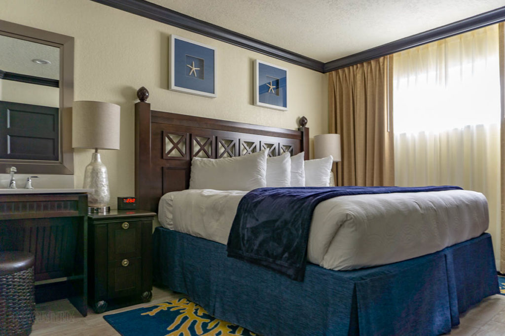 Cocoa Beach Resort Room Master
