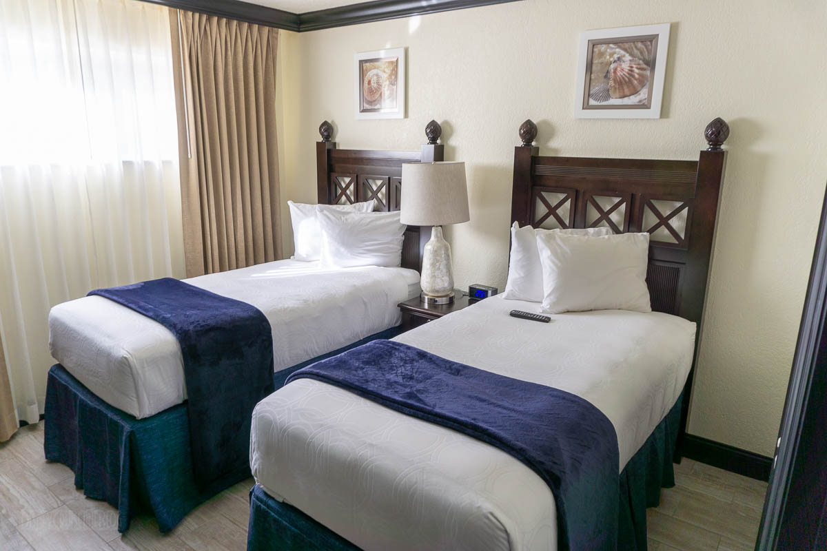 Cocoa Beach Resort Room Twin Beds