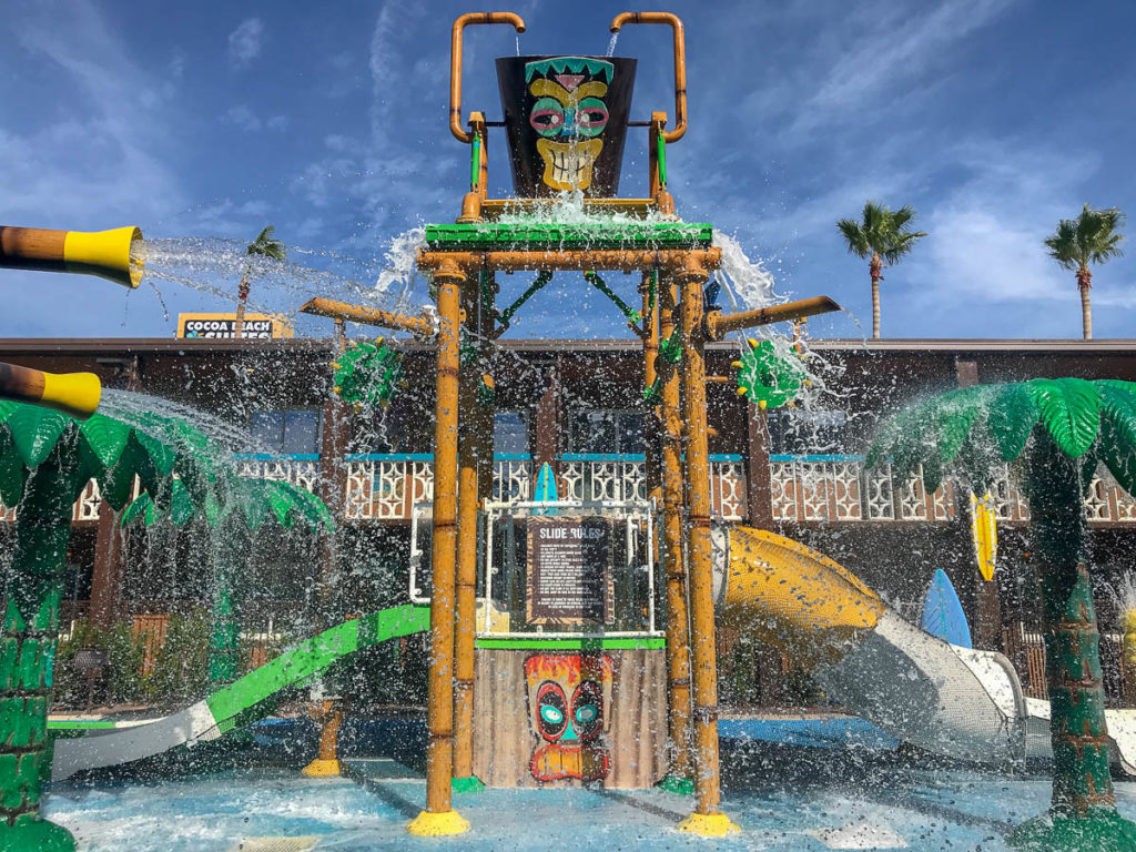 Cocoa Beach Resort Wakulla Falls Water Park