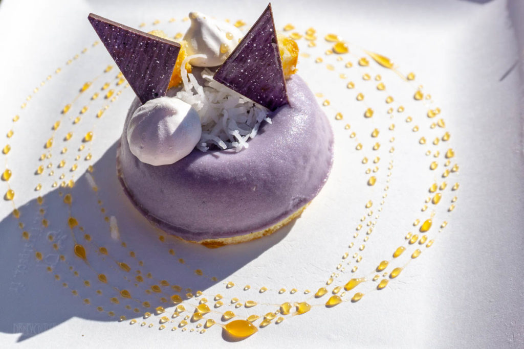 FotA19 Decadent Delights White Chocolate Purple Sweet Potato Mou