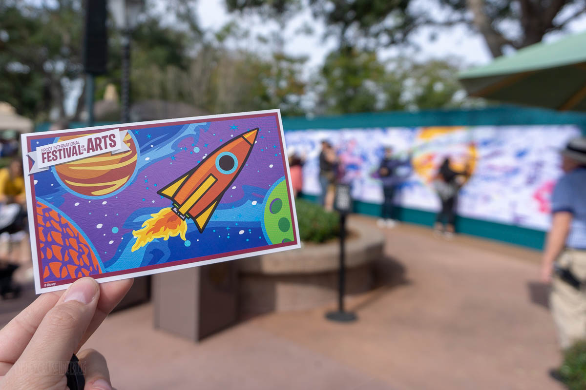 Epcot International Festival Of The Arts 2019 The Disney Cruise Line Blog