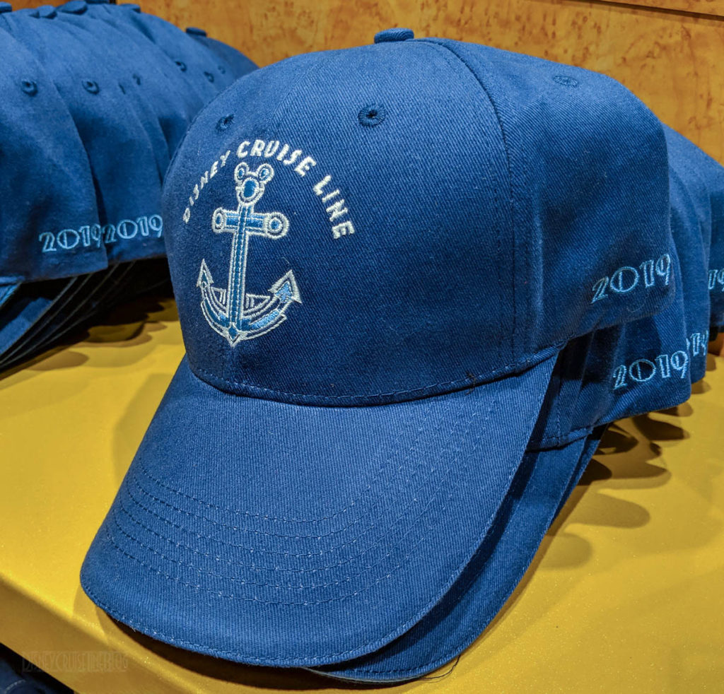 DCL 2019 Merchandise Anchor Hat