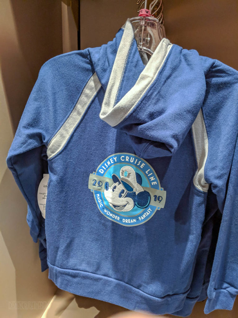 DCL 2019 Merchandise Kids Hoodie