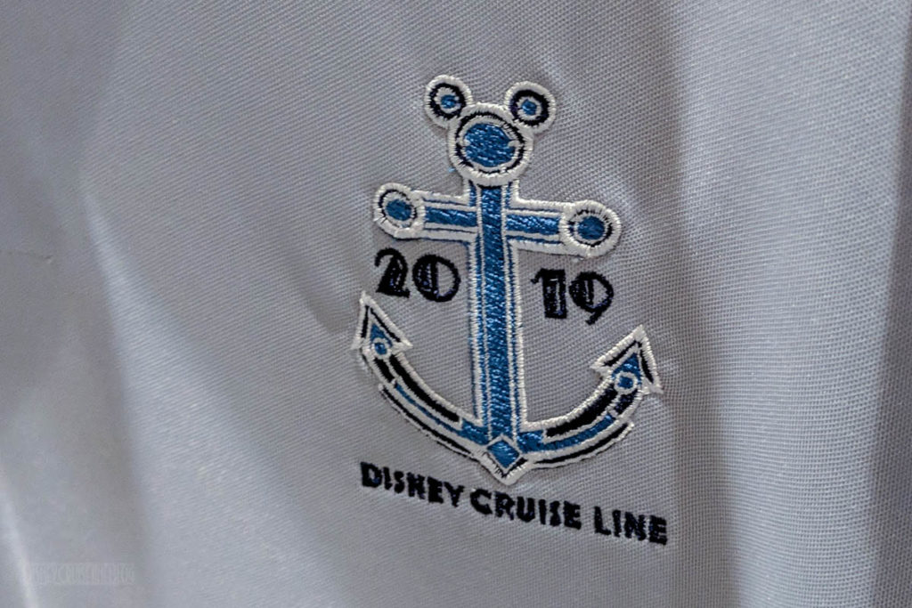 DCL 2019 Merchandise Nike Anchor Polo Logo