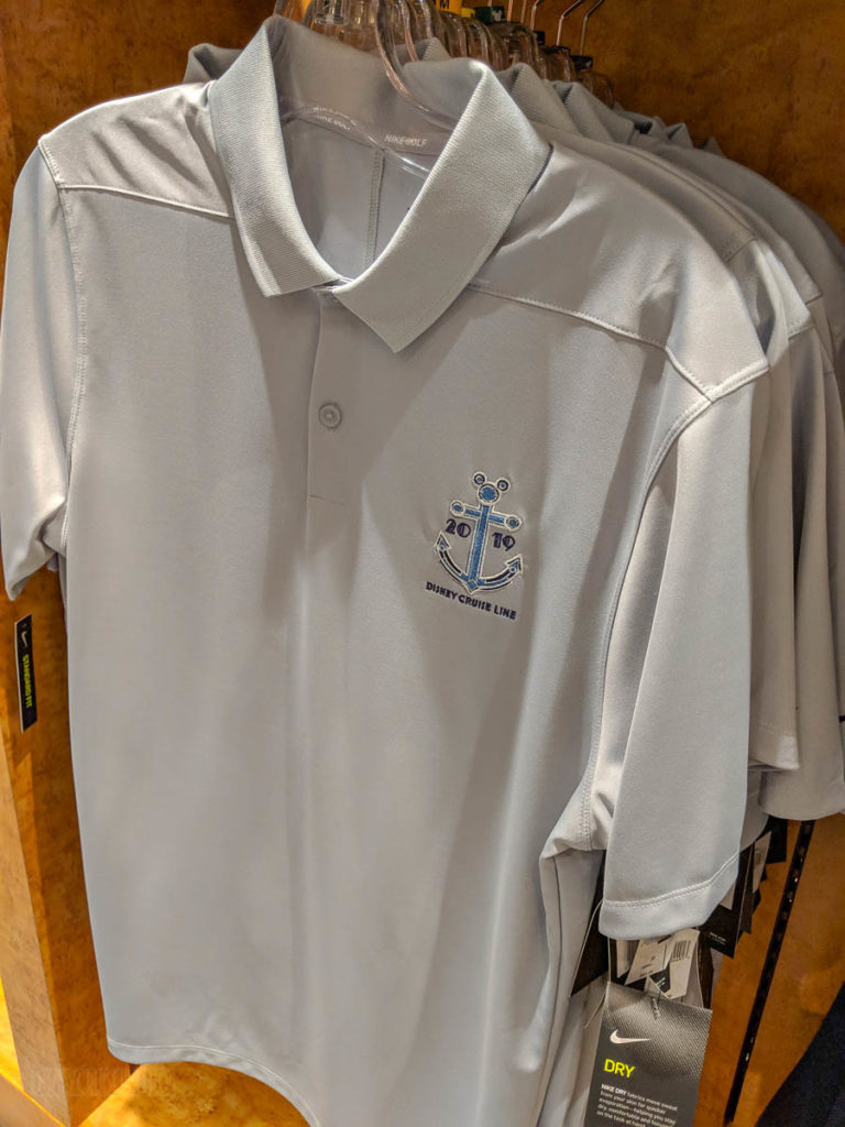 DCL 2019 Merchandise Nike Anchor Polo