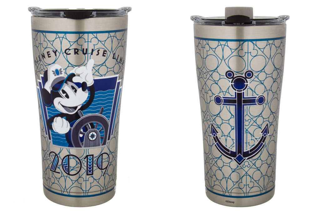 DCL 2019 Merchandise Stainless Tervis