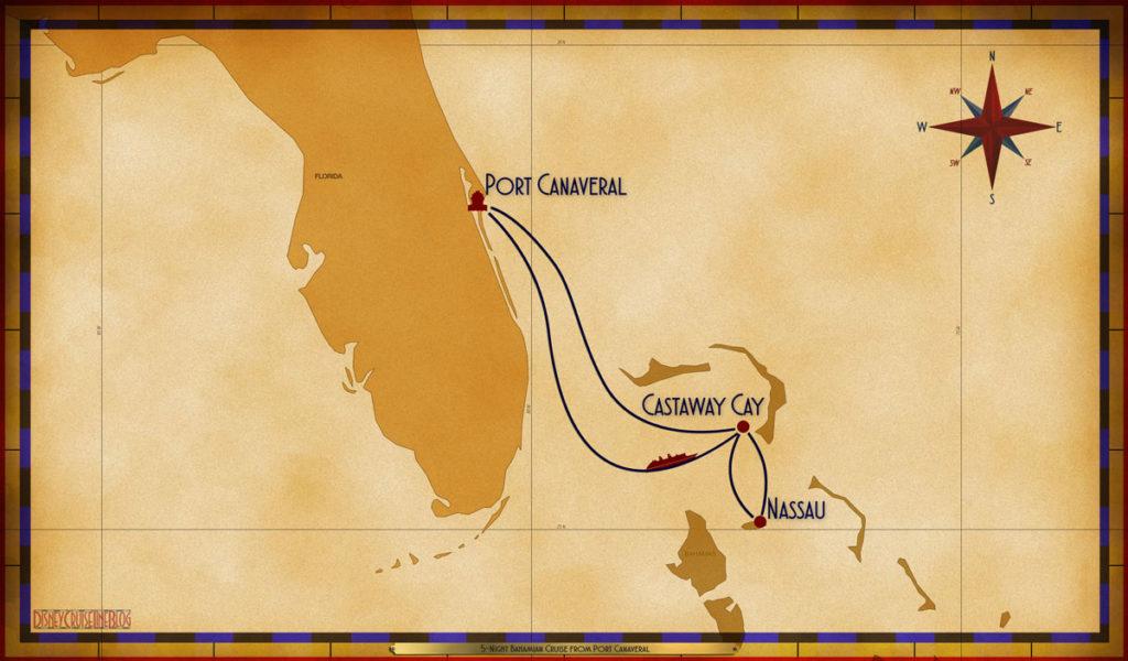 Map Fantasy 5 Night Bahamian PCV SEA GOC NAS GOC