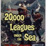 20000 Leagues Under The Sea Movie Poster