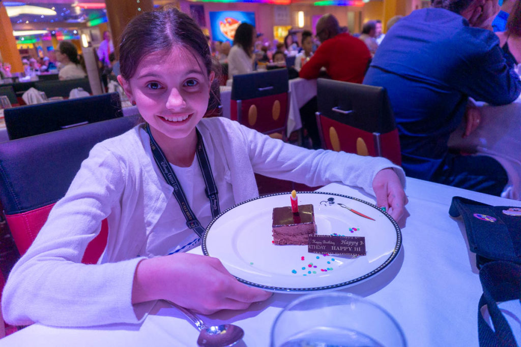 Animation Magic Birthday Dessert