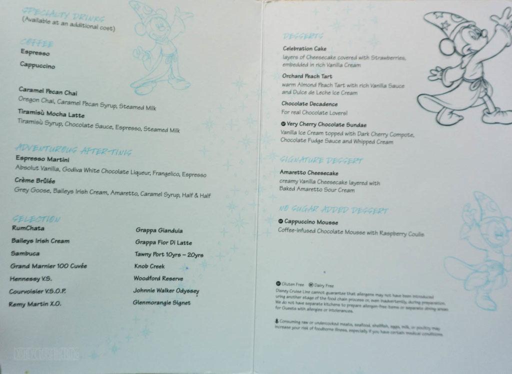 Animators Palate Animation Magic Dessert Menu Fantasy March 2019