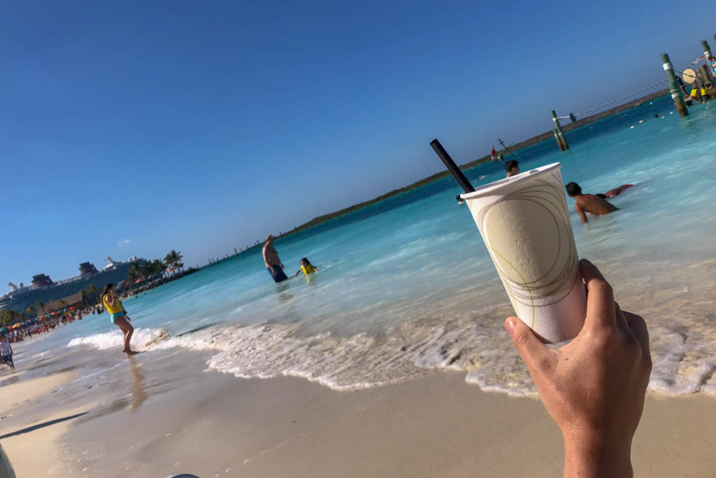 Castaway Cay Classy Drink Of The Day Cups