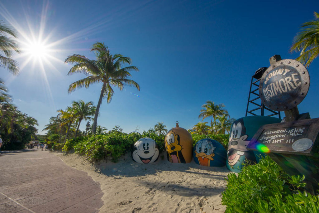 Castaway Cay Mout Rustmore