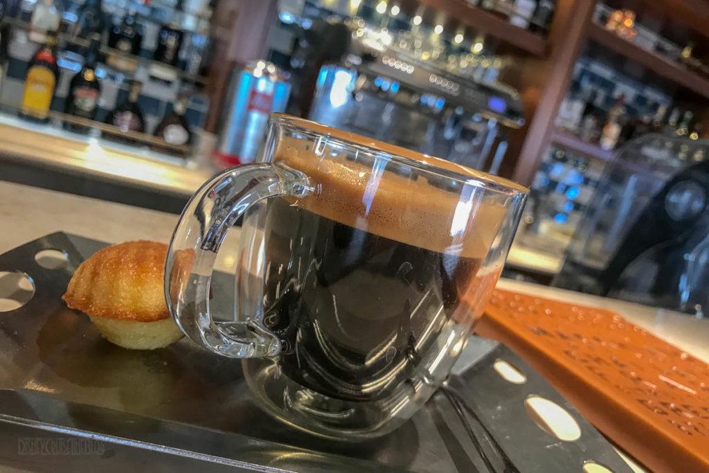 Cove Cafe Quad Espresso