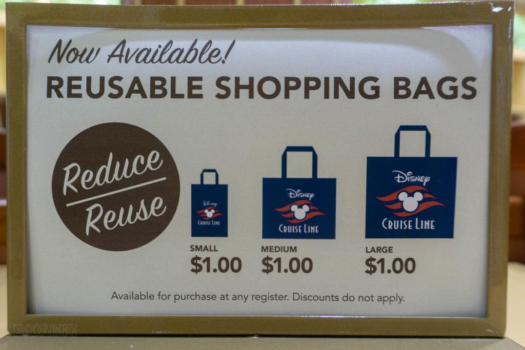 DCL Reusable Shopping Bags
