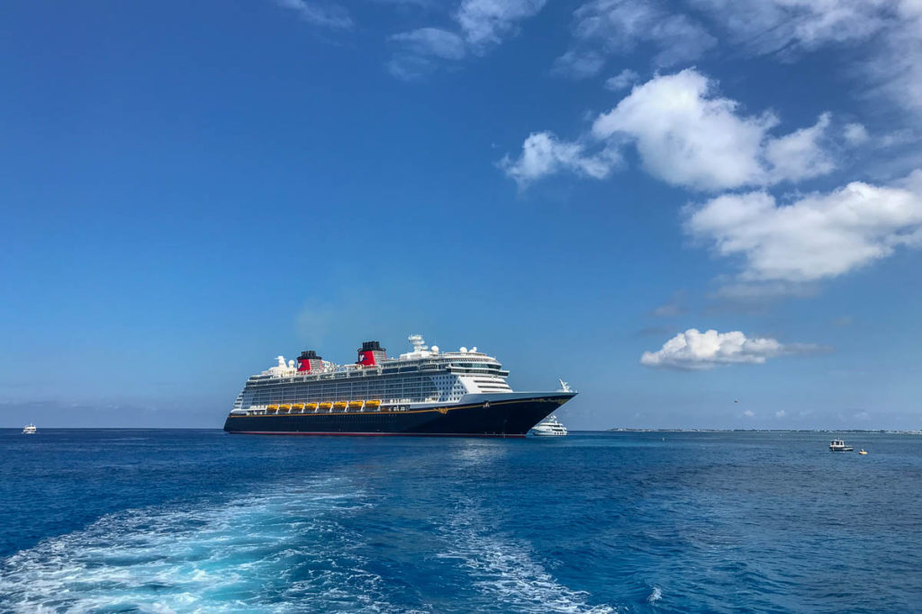 Disney Fantasy Grand Cayman