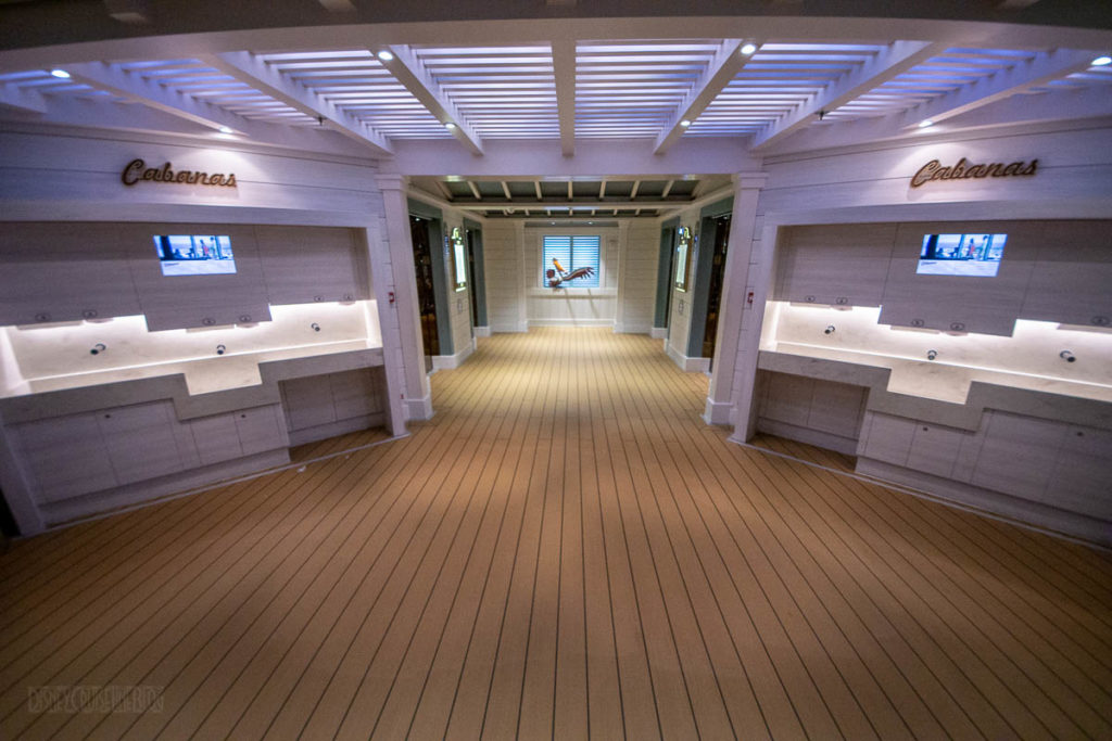 Fantasy Cabanas Handwashing Stations Aft