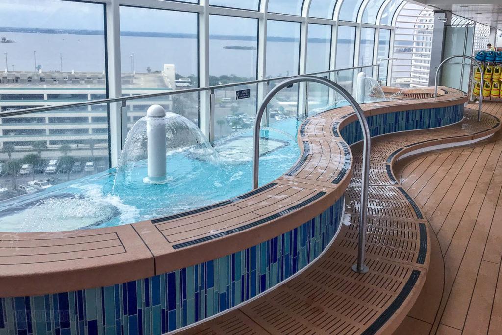 Fantasy Splash Pool