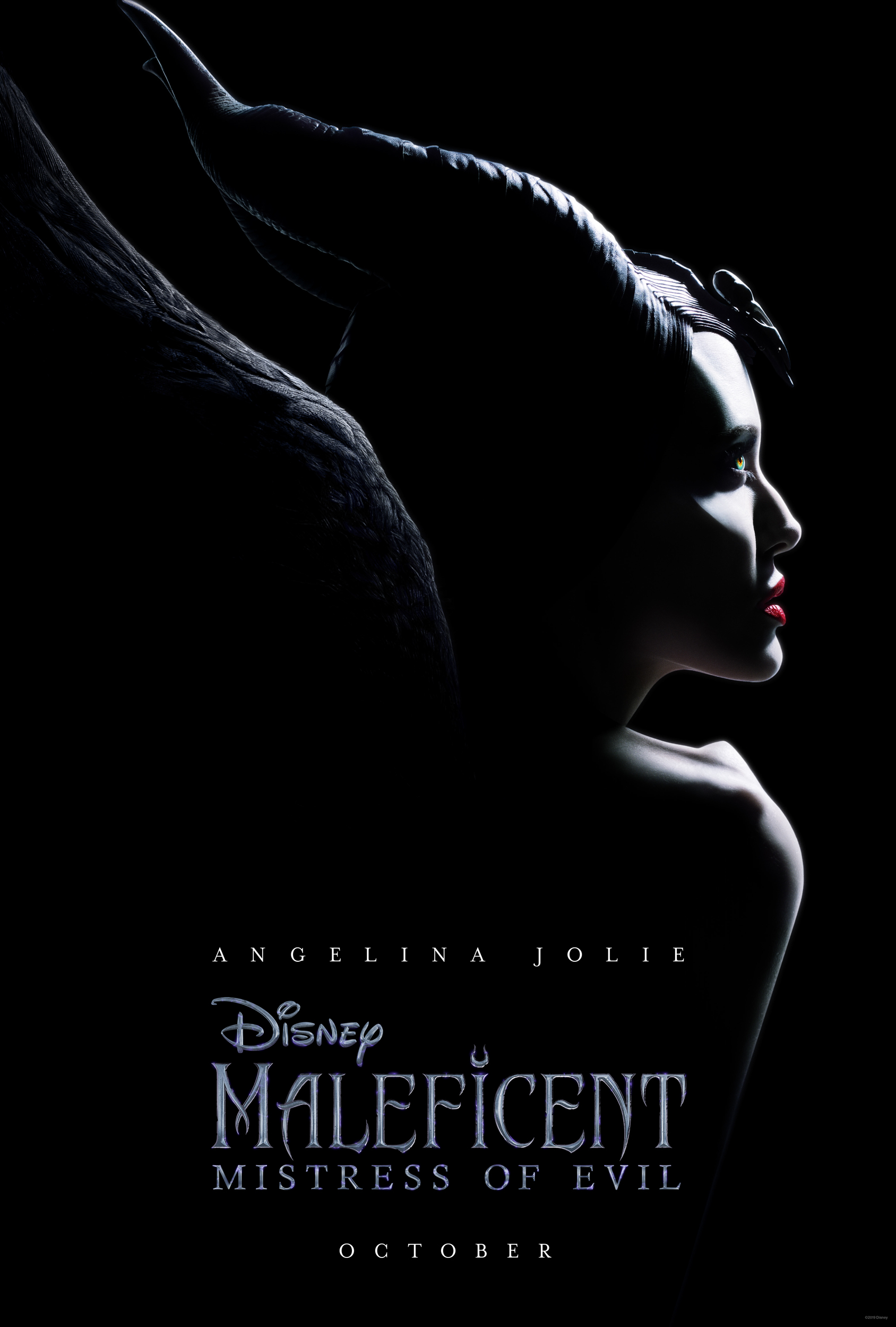 Maleficent Mistress Of Evil Movie Poster