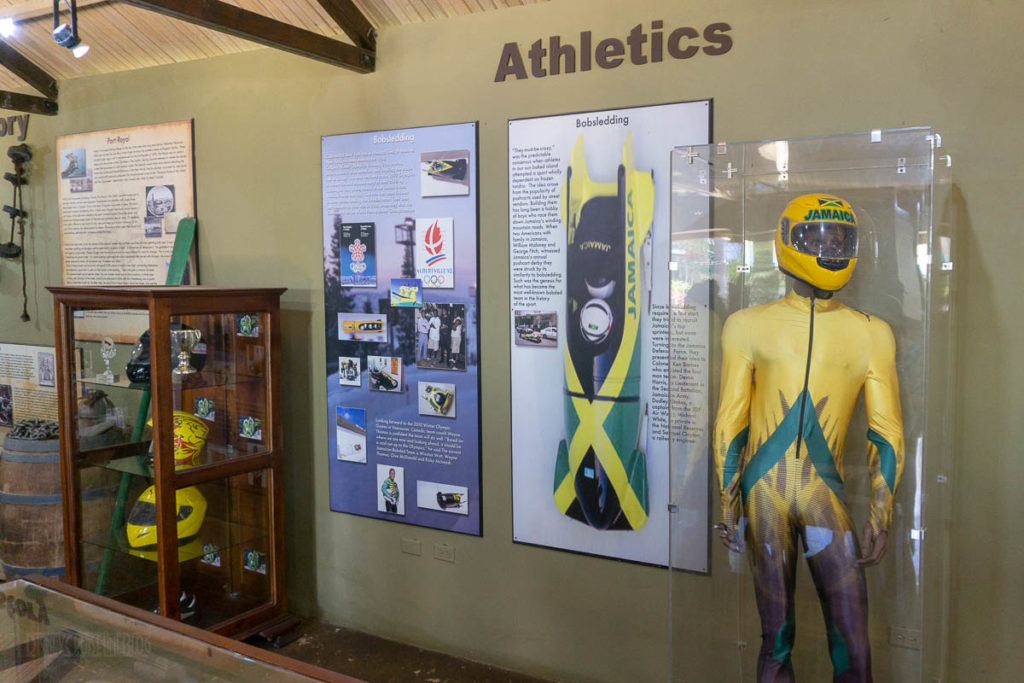 Mystic Mountain Museum Athletics