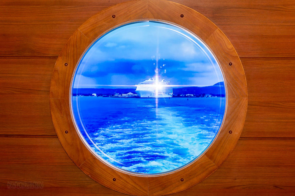 Port Of Falmouth Oasis Of The Seas Virtual Porthole