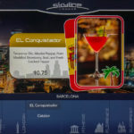 Skyline Menu Barcelona El Conquistador March 2019