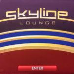 Skyline Menu March 2019