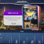 Skyline Menu Paris Ooh La La March 2019