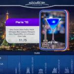 Skyline Menu Paris Paris 75 March 2019