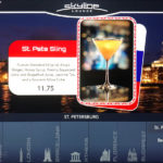 Skyline Menu St Petersburg - St Pete Sling March 2019