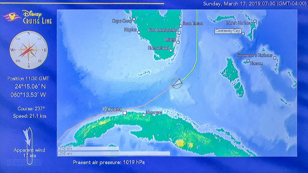 Stateroom TV Map Fantasy 20190317