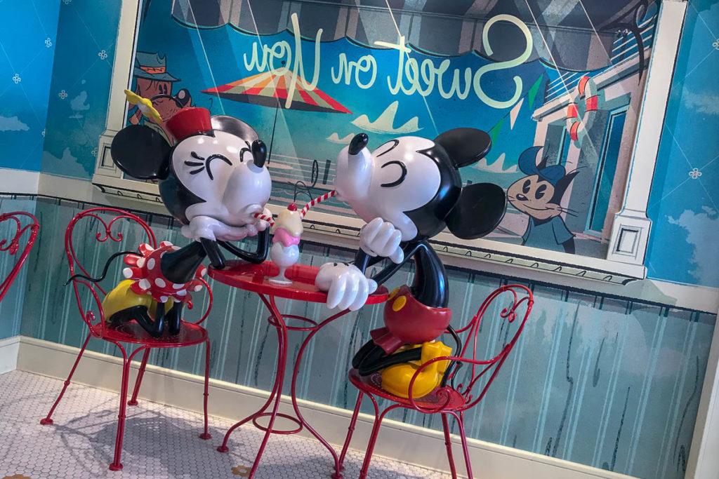 Sweet On You Mickey Minnie