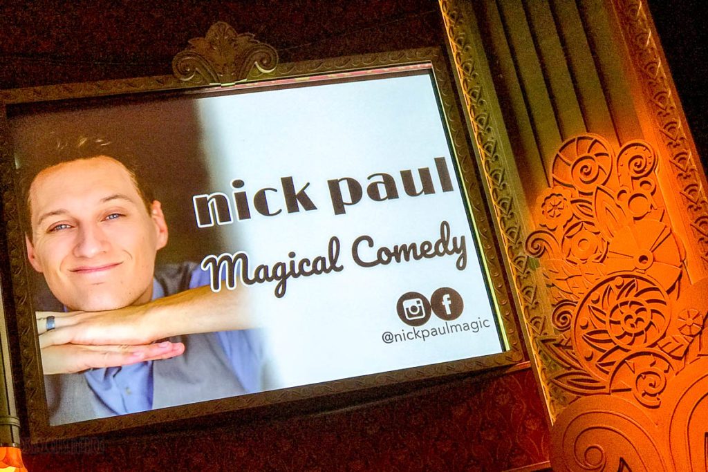 WDT Nick Paul Magical Comedy