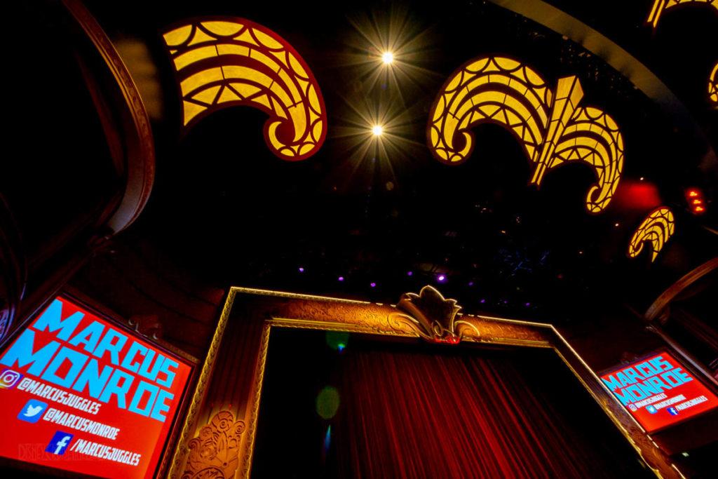 Walt Disney Theatre Marcus Monroe