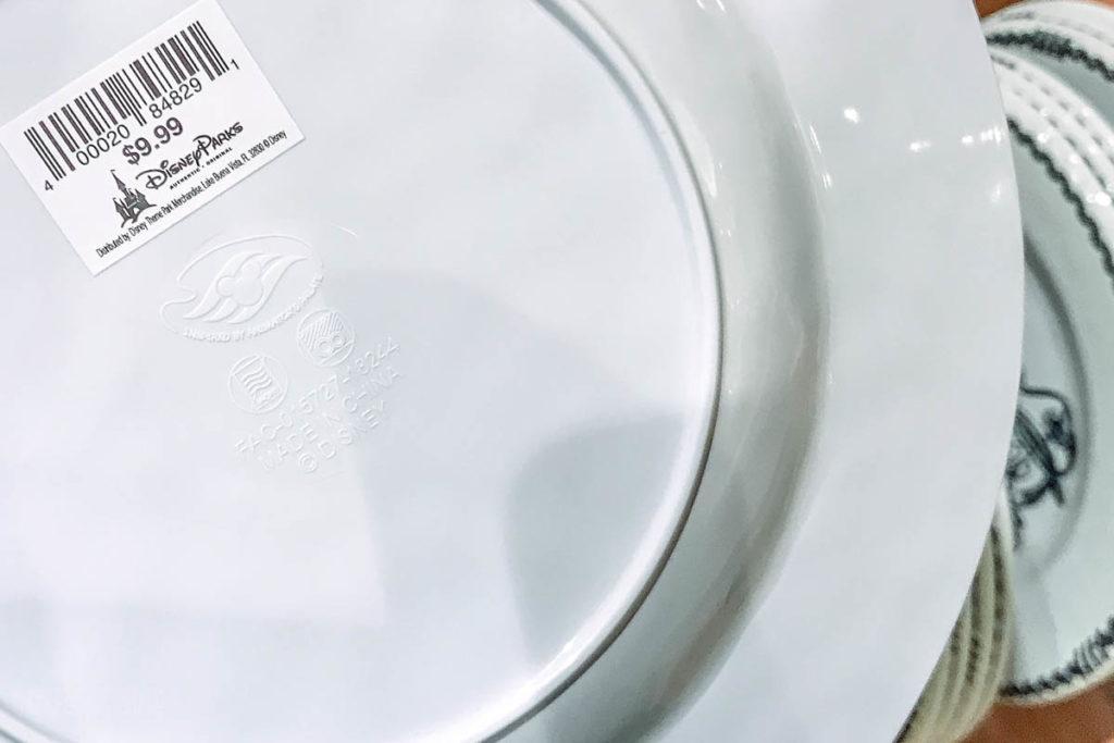 Animators Palate Merchandise Collection Fantasy Dishwasher Saf