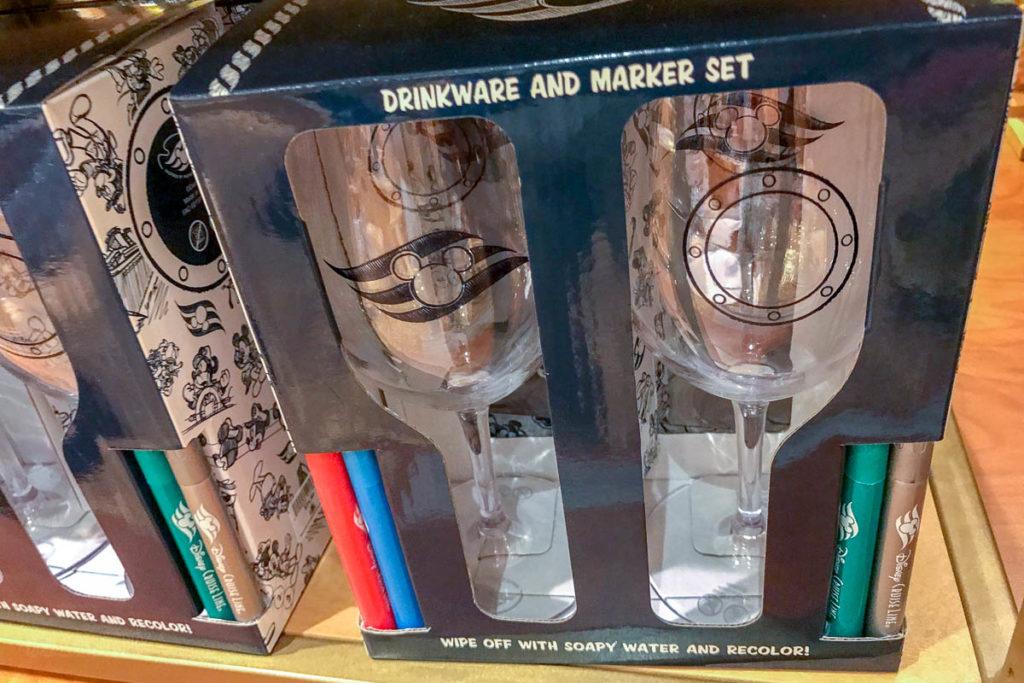 Animators Palate Merchandise Collection Fantasy Stemware Marke