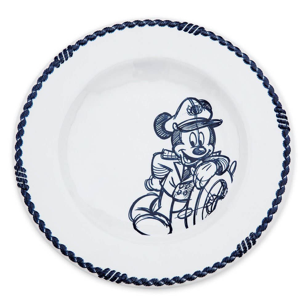 DCL Animators Palate Merchandise Appetizer Plate