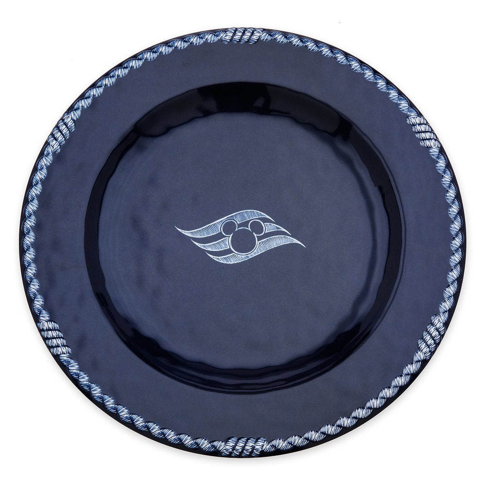 DCL Animators Palate Merchandise Dinner Plate