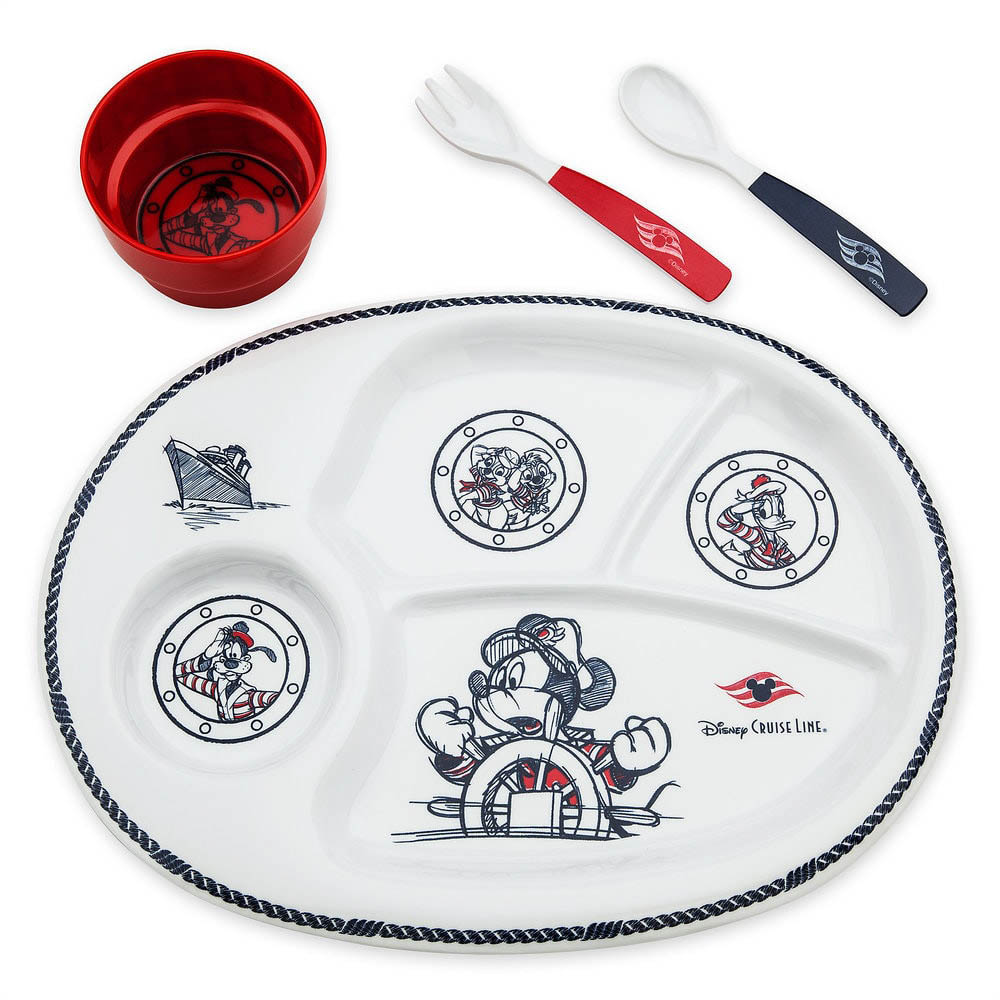 DCL Animators Palate Merchandise Meal Set Kids