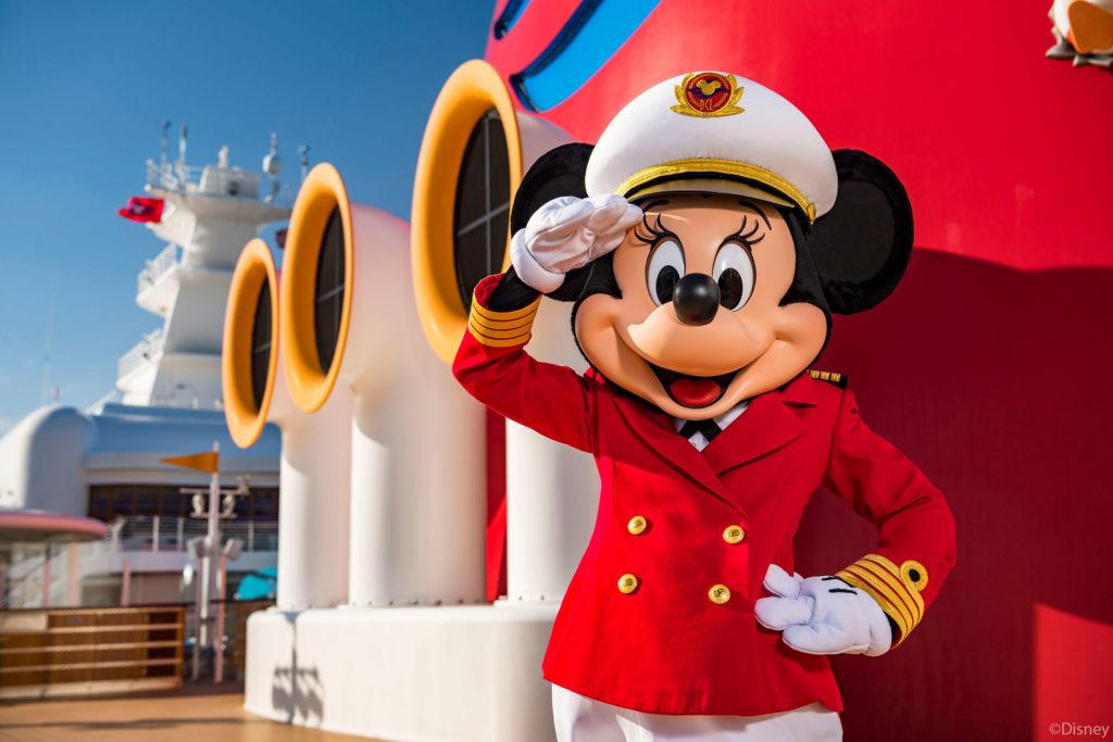 DCL Captain Minnie 1