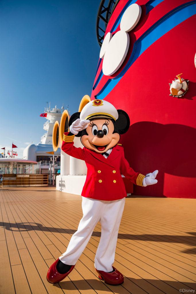 DCL Captain Minnie 2