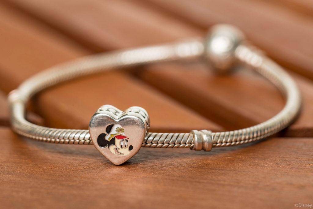 DCL Captain Minnie PANDORA Jewelry Charm