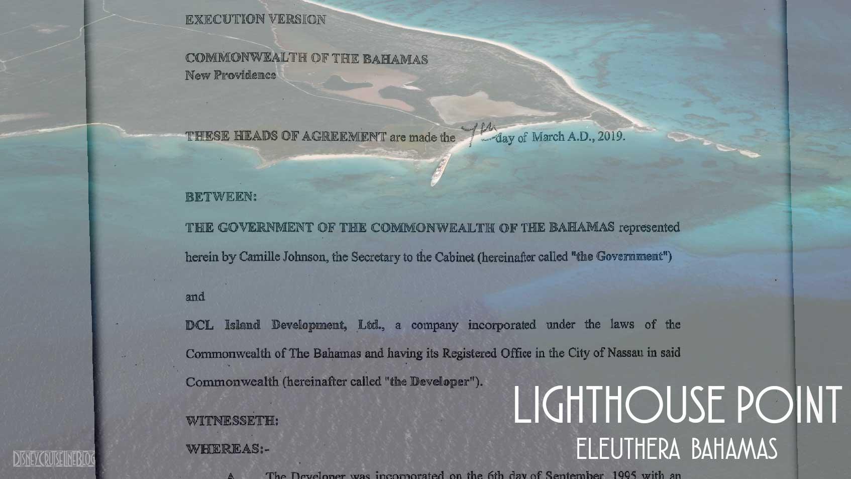 Lighthouse Point Bahamas HOA