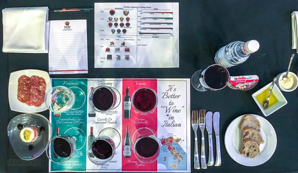 SWClassic Italian Wine Seminar