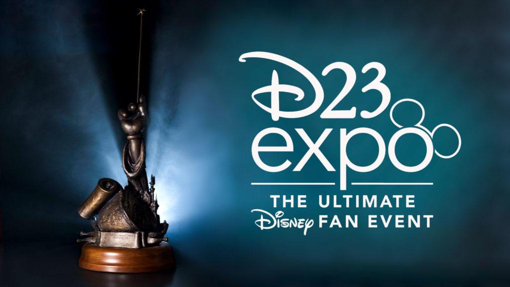 D23 Expo Disney Legends