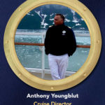 DCL Cruise Director Anthony Youngblut