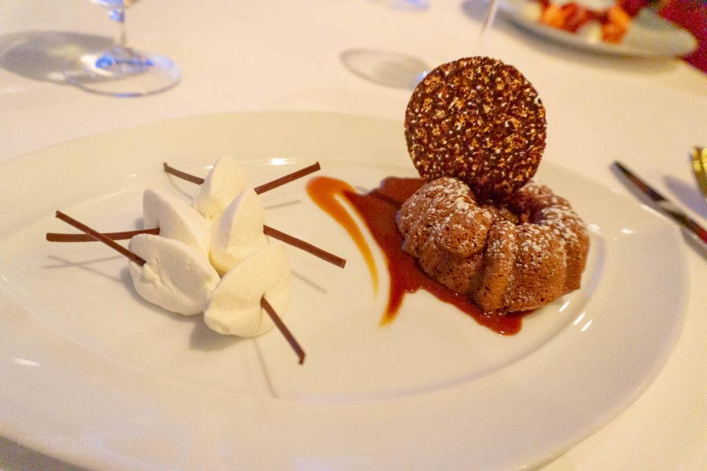 Fantasy Remy Dinner Dessert Chocolate
