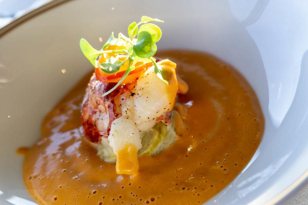 Fantasy Remy Dinner Lobster Tomato Basil