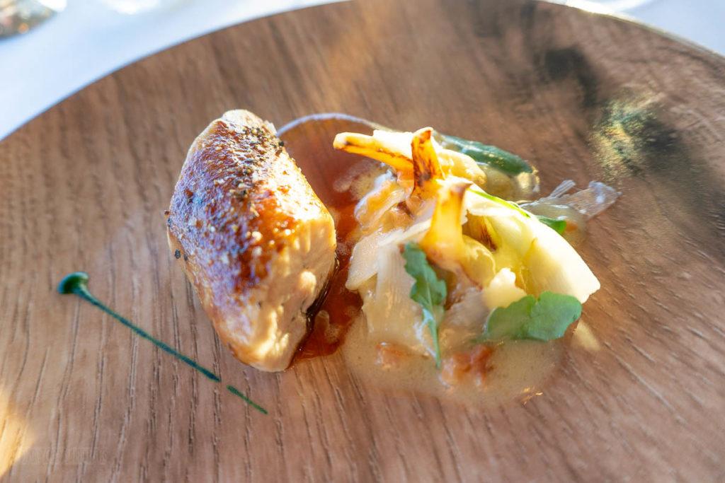 Fantasy Remy Dinner Poularde Fermiere Artichoke Au Jus Chicken